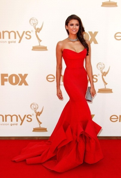 Nina Dobrev Dress.. the most beautifullll woman on the planet!