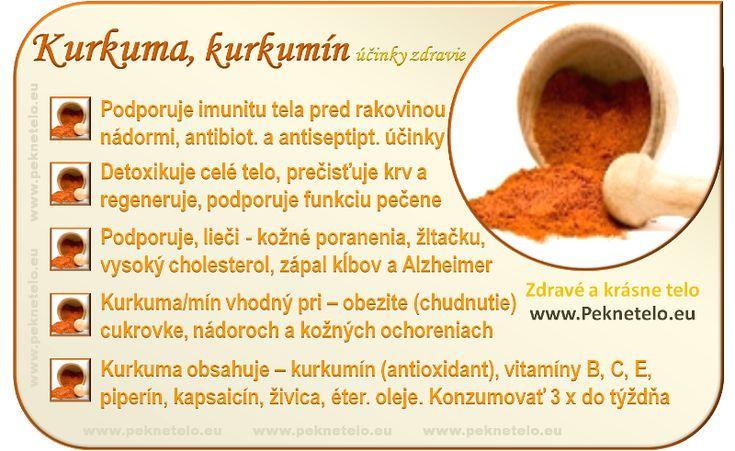 http://www.peknetelo.eu/korenie/kurkuma-ucinky/