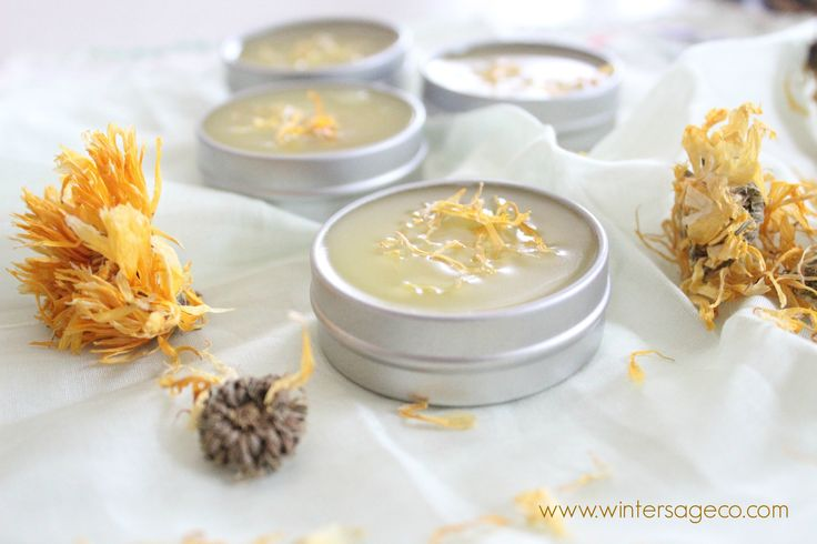 DIY Healing Salve. Easy tutorial, herbal remedy, dry, cracked, chapped skin, diaper rash, safe, natural, effective. winter sage company.