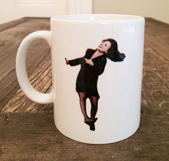 Seinfeld Elaine Benes Mug by grannyratdesign on Etsy