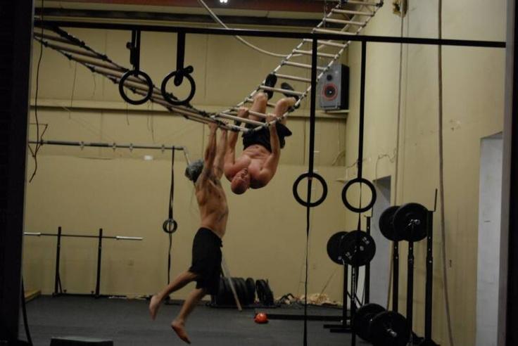 Crossfit Gym Wod