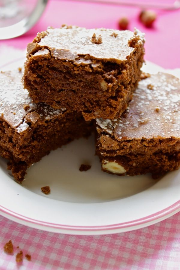 I miei brownies : qui a casa li abbiamo sempre fatti!