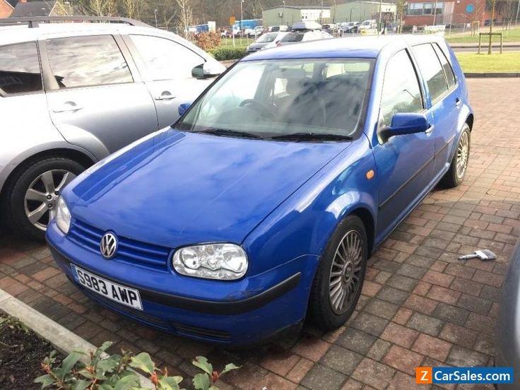 1998 vw golf 1.6 spares or repair #vwvolkswagen #golf #forsale #unitedkingdom