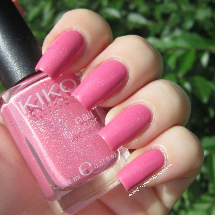 Kiko #505 - Rosa Caprifoglio Perlato