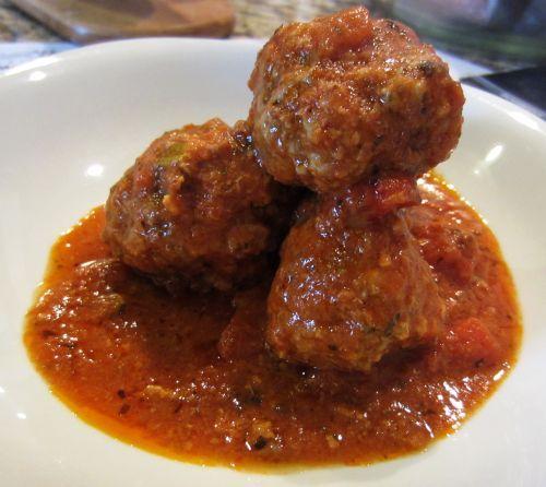 Paleo Triple Meat Italian Meatballs from @tgipaleo