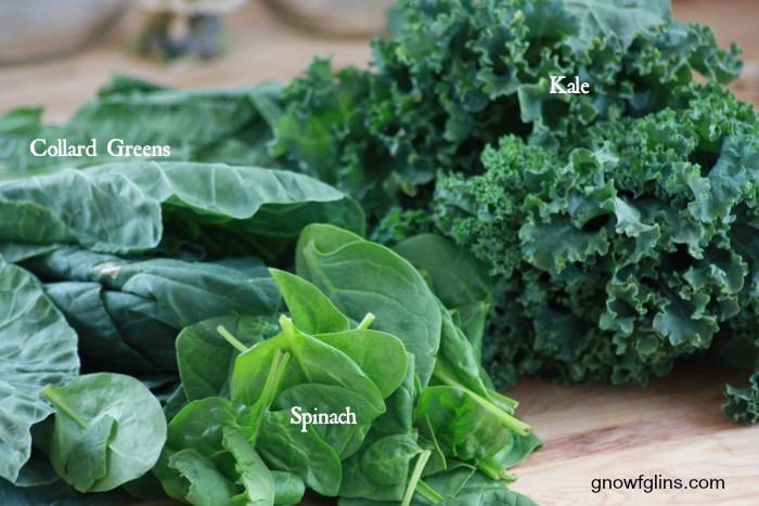 Why We Steam Kale and Other Greens | Nutritional powerhouses like kale, collards, spinach, chard, and beet greens all contain oxalic acid, w...