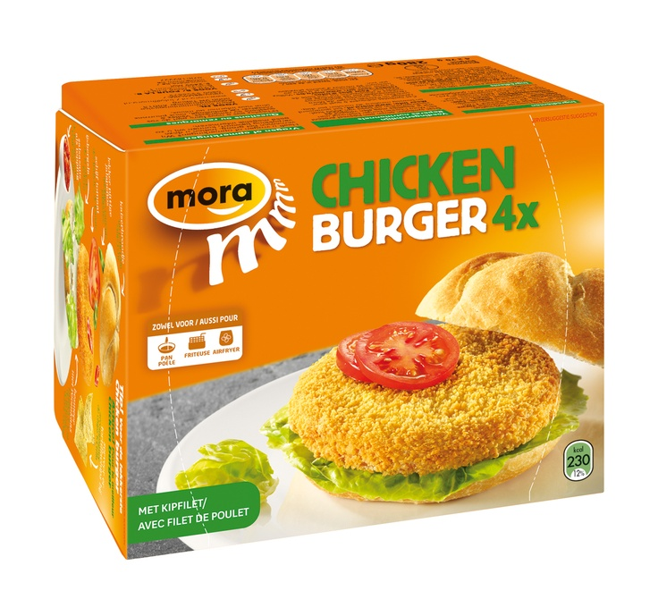 Chicken Burger http//www.mora.be/products_categories