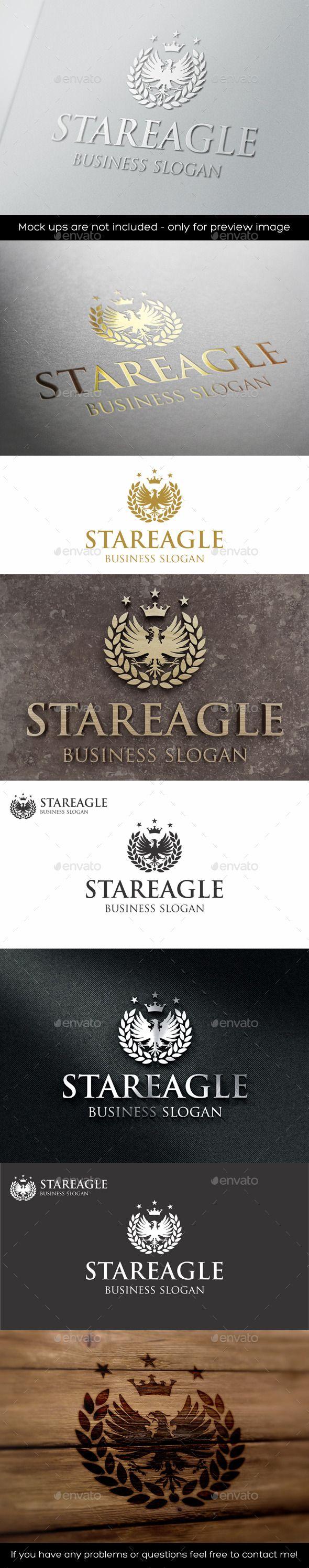 best ideas about star logo logo inspiration royal eagle star logo