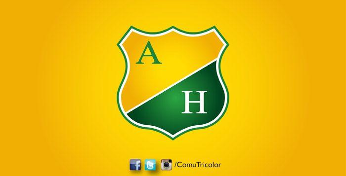 Resultado de imagen para atlético HUila logo