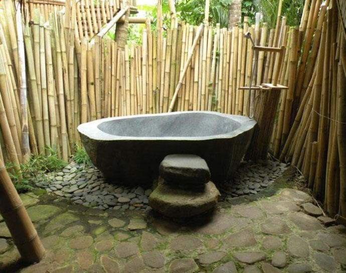 natural bathroom ideas 16 best images about tub ideas on outdoor 14337