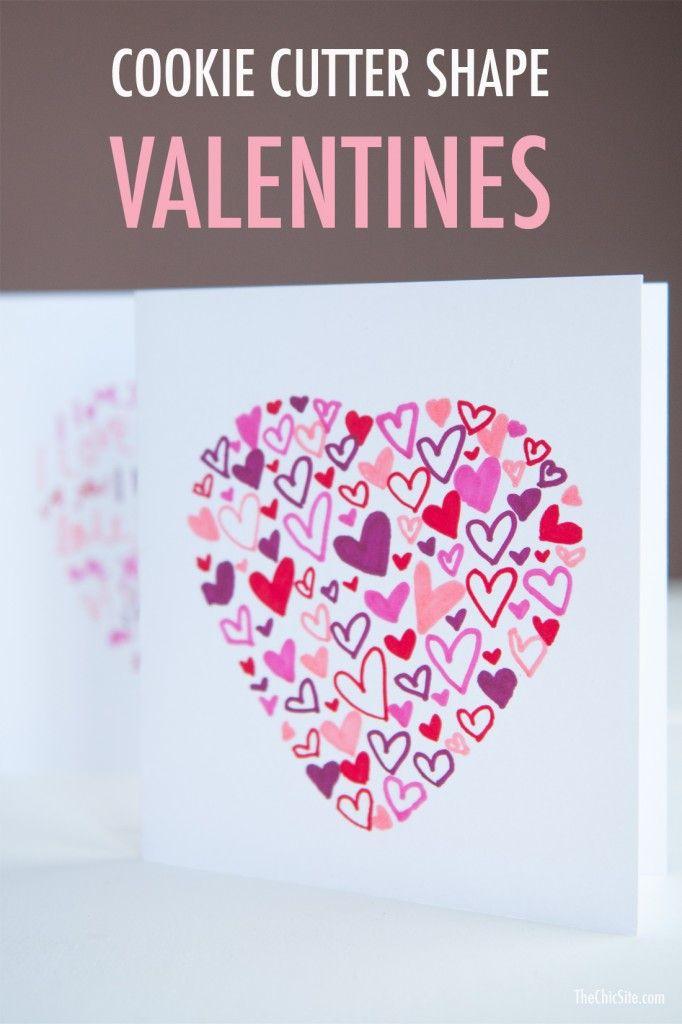 59 best Valentine\'s Day images on Pinterest | Biscuit, Desserts ...