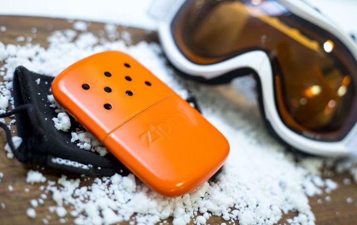12-Hour Blaze Orange Zippo Hand Warmer