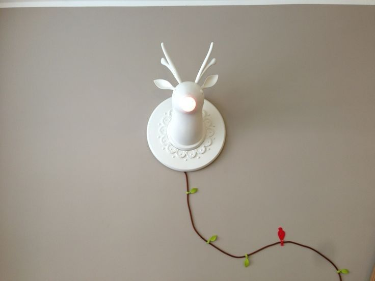 Snoerboer - Wire Bloom, Blaadjes snoer clips. Kabelclips maar dan mooi