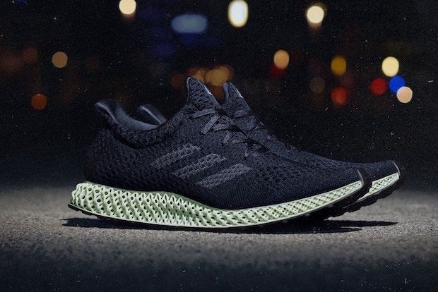 new product baa24 f9819 adidas Announces The FUTURECRAFT 4D