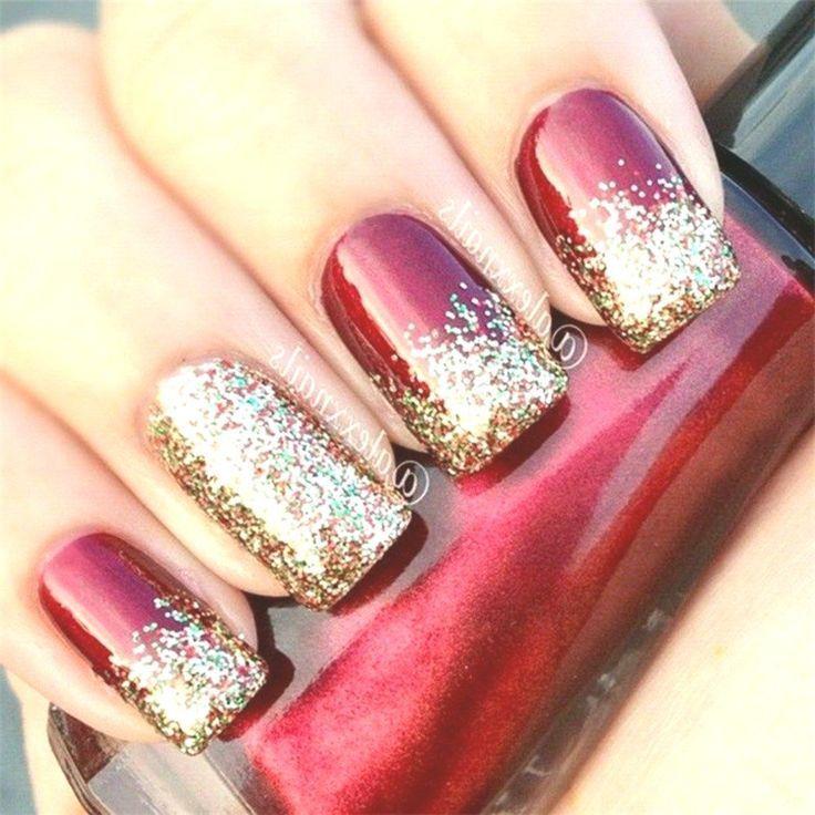 Dip Powder Nails Christmas Dip Powder Oder Sns Nails Sind Jetzt Die Trendnagel Ihr Ch Xmas Nails Trendy Nails Sns Nails Colors