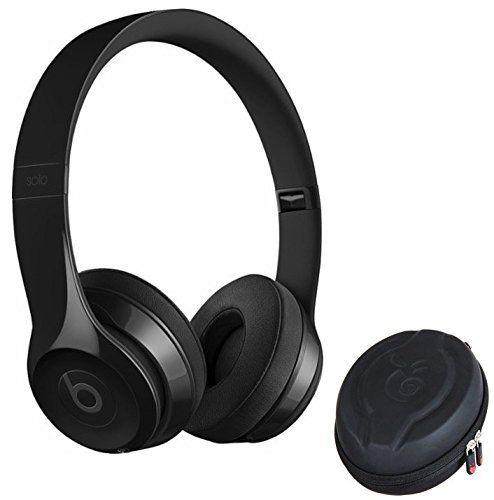 Beats Solo 3 wireless headphone and Premium Protective Case (GLOSS BLACK) #Beats #Solo #wireless #headphone #Premium #Protective #Case #(GLOSS #BLACK)