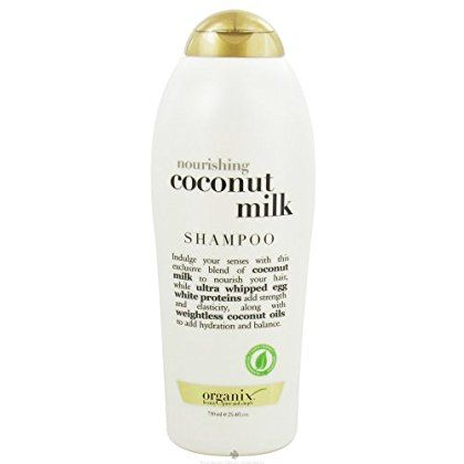 Organix - Shampoo Nourishing Coconut Milk - 25.4 oz. *** To view further for this article, visit the image link. #hairoftheday