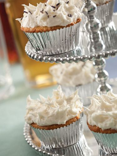 Booze-Infused Cupcakes!!! Malibu Rum cupcakes sounds yummy