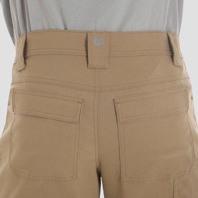Wrangler Men's Outdoor Baxter Pants - Fawn 34x29