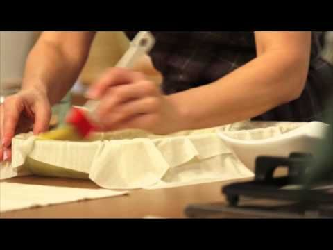 ▶ BAKLAVA WITH CHEESECAKE: GreekRecipes.tv - YouTube