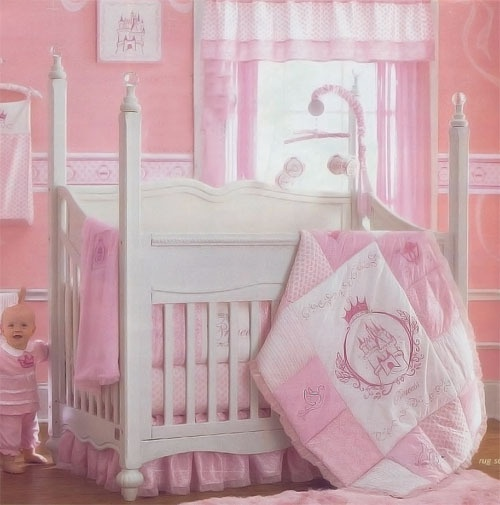 Disney Limited Edition Princess Crib My Laycia S Crib