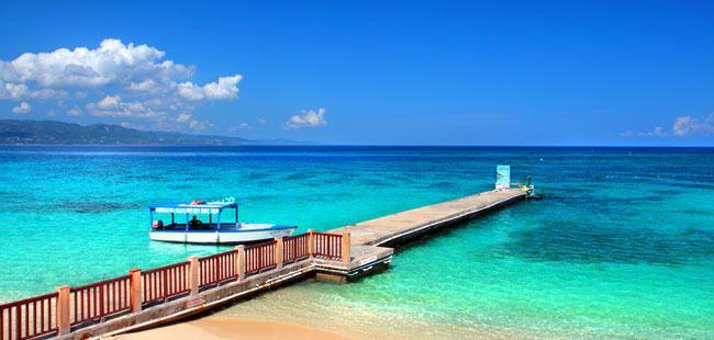 Praia jamaicana (3 de 3)