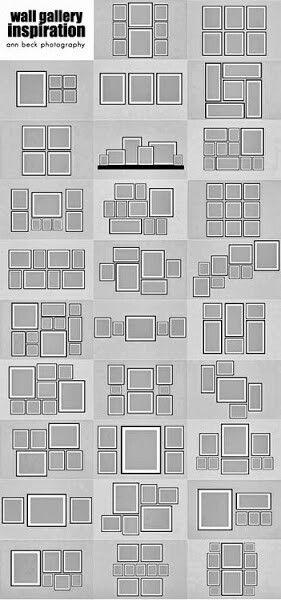 Composición Cuadros