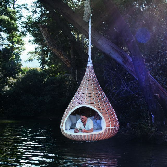Nestrest Hanging Pod Walletburn Product Discovery Cool Stuff