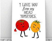 Tomato puns.