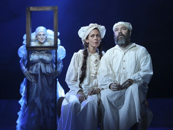 Fiddler on the Roof Stars Danny Burstein & Jessica Hecht Are Taking Your Questions!