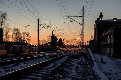 Seinäjoki railroad