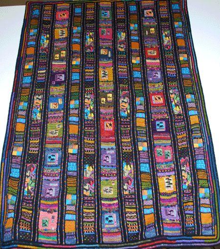 ❤ =^..^= ❤    Patchalafolie | SMM 2009, Afrique du Sud, patch, tricot, crochet