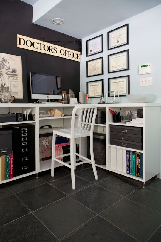 Trying to design my office space