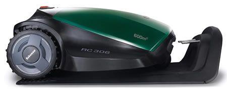Robomow RC306 als uw tuin een oppervalkte heeft tot 600 m2. De Robomow RC306 is slank, gestroomlijnd en heeft een basisstation dat om esthet...