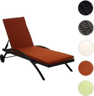 heute-wohnen Sonnenliege Kastoria, Relaxliege Gartenliege, Poly-Rattan Jetzt bestellen unter: https://moebel.ladendirekt.de/garten/gartenmoebel/gartenliegen/?uid=4ff6a12d-2f2c-528b-b140-04dc8846fe36&utm_source=pinterest&utm_medium=pin&utm_campaign=boards #gartenliegen #garten #gartenmoebel Bild Quelle: gartenxxl.de