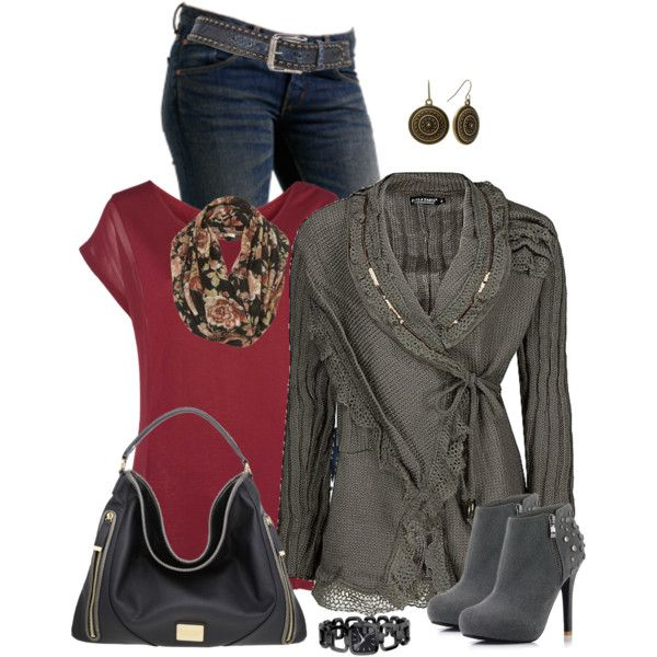 """Cardigan"" by daiscat on Polyvore"