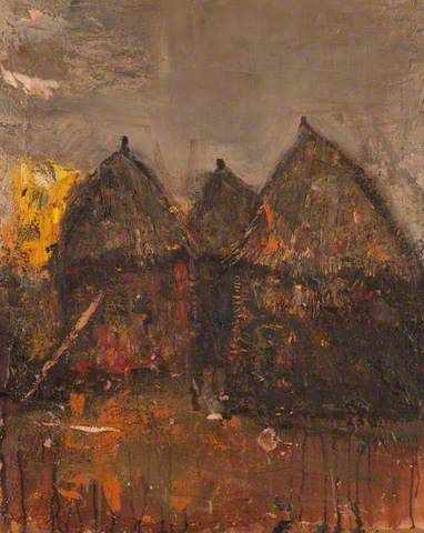 """""""Winter Stacks"""" ~by~ Joan Kathleen Harding"""