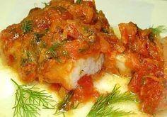 Ингредиенты: филе рыбы белых сортов 4 крупных помидора 1 морковь 1 луковица зелень 2 дольки чеснока масло растительное Приготовление: Лук порезать и пожарить, морковь потереть на крупной терке и до…