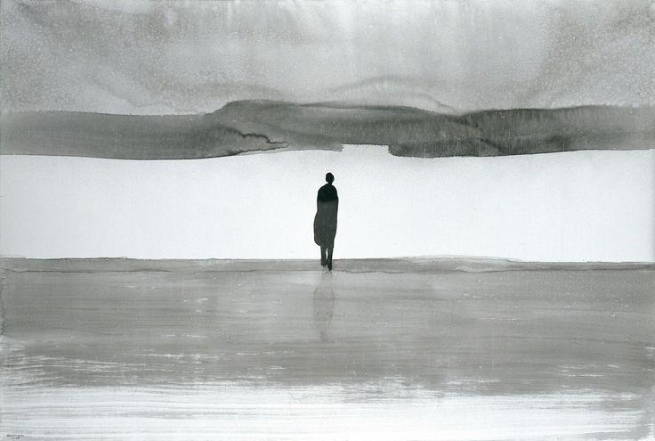 Image result for gao xingjian paintings