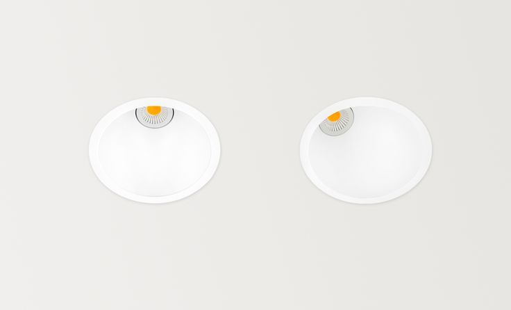 Swap - LED luminaire. Ceiling downlight (Ceiling Recessed). — in Arkoslight.