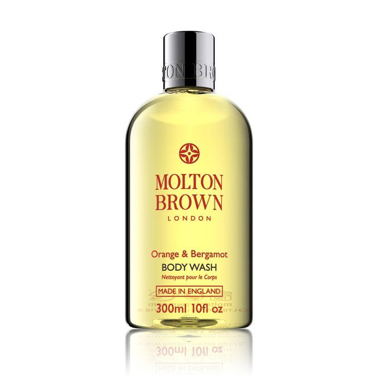 Molton Brown UK  Orange & Bergamot Body Wash