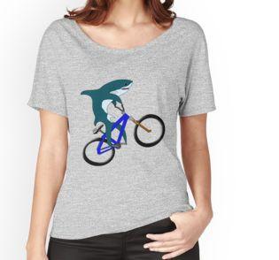 Shark Freestyle Bike