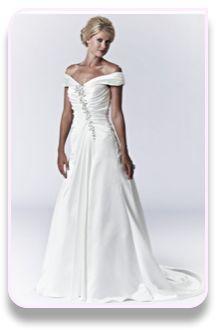 Lis Simon Wedding Dresses at Christianne Brunelle Couture