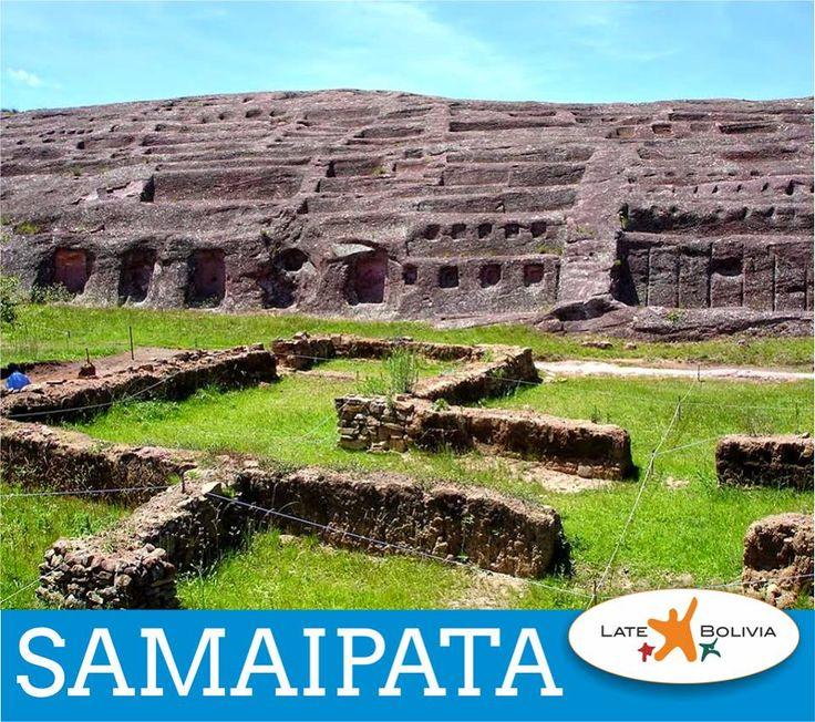Visit Samaipata in Santa Cruz