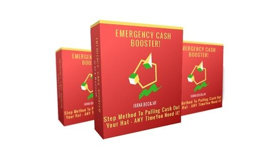 Emergency Cash Booster – what is it? Emergency Cash Booster is new over the shoulder case study by Ivana Bosnjak the reveals how he managed to make $698 in fust 2 days using 100% free traffic.