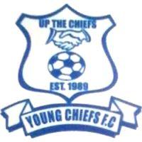 1989, Young Chiefs F.C. (Oshakati, Namibia) #YoungChiefsFC #Oshakati #Namibia (L12734)