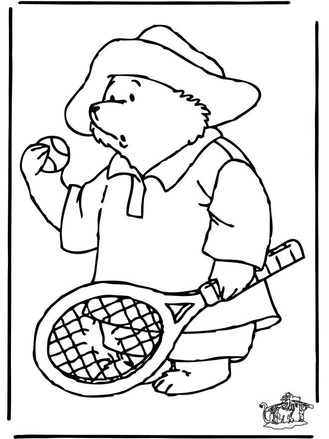 24 best Paddington bear images on Pinterest | Colouring pages, Kids ...