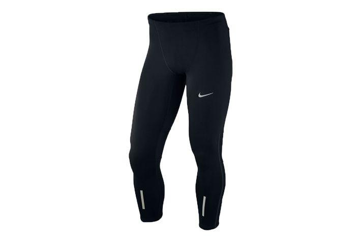 #Nike Tech Tight -  męskie dopasowujące się do ciała długie leginsy, zapewniające komfort i swobodę ruchów podczas biegania.  Odpowiednie na wiosenną i jesienną porę. #dlugie #getry #drifit #jesienzima2015