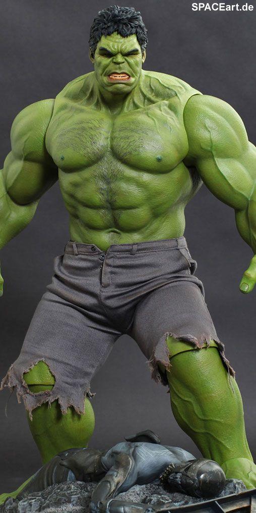 The Avengers: Hulk und Bruce Banner, Voll bewegliche Deluxe-Figuren ... http://spaceart.de/produkte/spa010.php