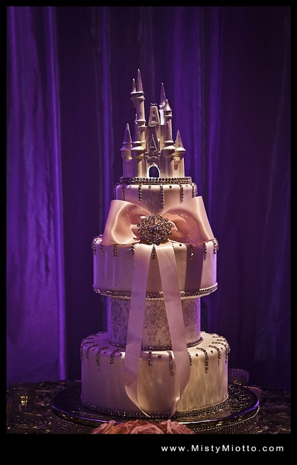 affordable wedding cakes orlando disney cake and rafer s disney wedding on 10583